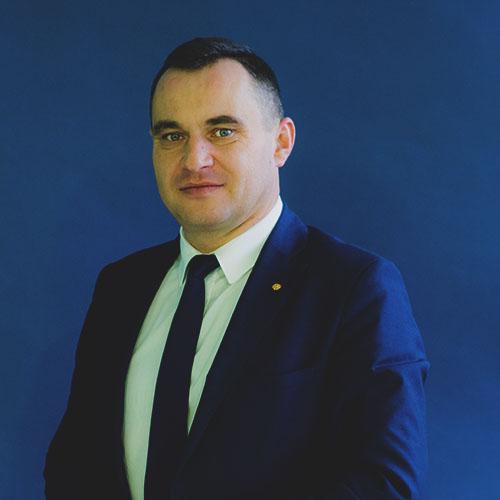 Grzegorz Dziubek, Wiceprezes ZW PSL w Kielcach, Prezes ZP PSL we Włoszczowie, Burmstrz Włooszczowy