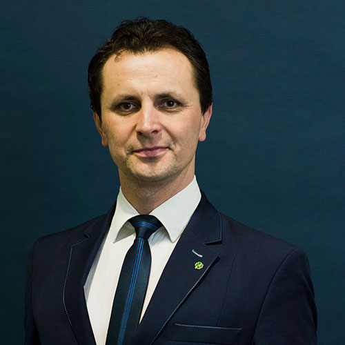 Leszek Wawrzyła, Prezes ZP PSL w Jędrzejowie, Radny Sejmiku Województwa Świętokrzyskiego V 1