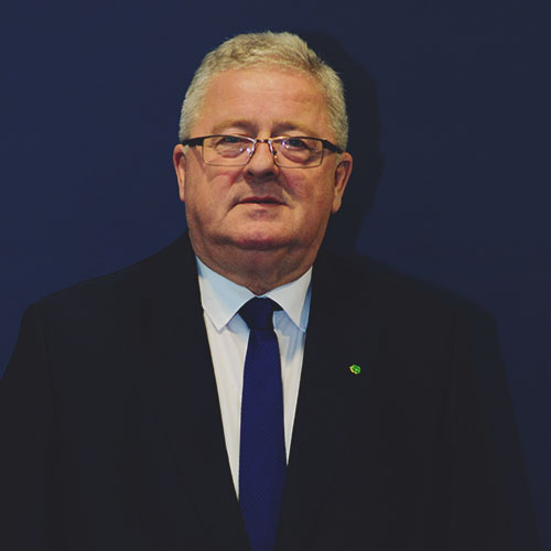 Dr Czesław Siekierski, Przewodniczący Komisji Rolnictwa i Rozwoju Wsi w Parlamencie Europejskim, poseł do PE