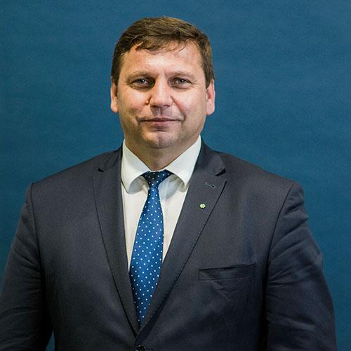 Michał Skotnicki, Prezes ZP PSL w Staszowie, Starosta Powiatu Staszowskiego 1